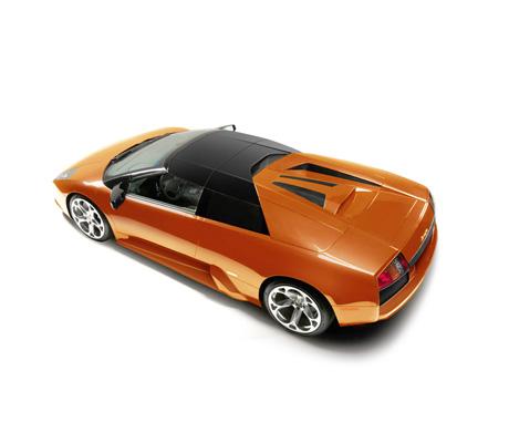 Lamborghini Roadster Carbon Fiber HardTop