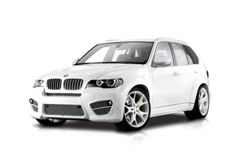 Lumma Design CLR X530 SUV BMW X5 Tuning Body Kit