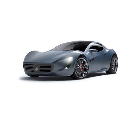 Maserati Chicane concept car