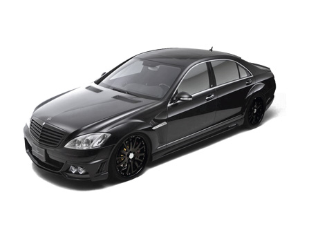 Mercedes-Benz S-Class Wald International Tuning Japan Tuner