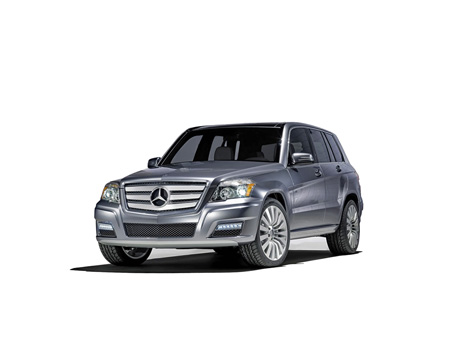 Mercedes-Benz GLK SUC Concept CarVision
