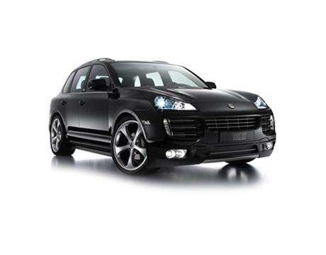 Porsche Cayenne TechArt Tuning SUV
