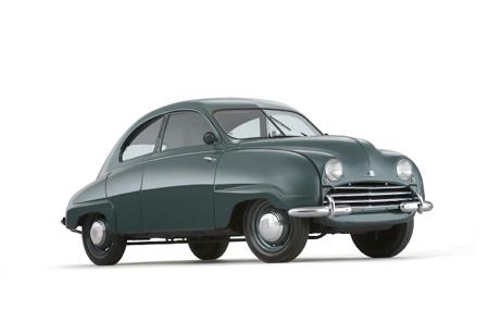 Saab classicoldtimer