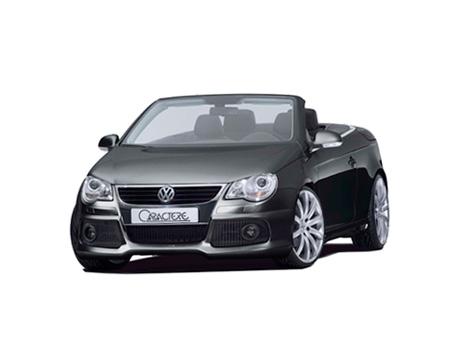 Caractere Eos Tuning VolkswagenCabrio