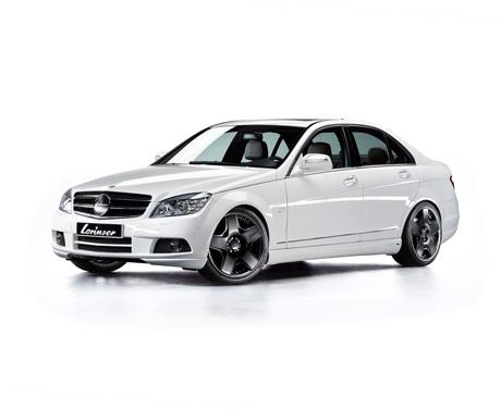 Mercedes C-Class W204 Mercedes-Benz Tuning LorinserTuner