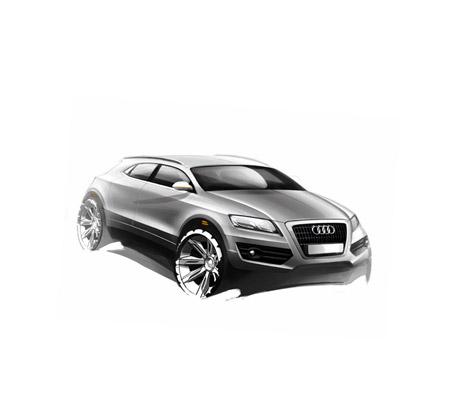 Audi Q5 small SUV