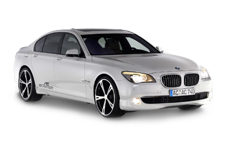 BMW 7 Series Body Kit Styling Tuning ACS AC Schnitzer