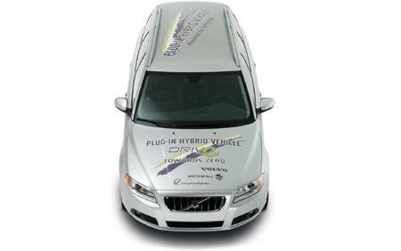 Volvo Plug-In Diesel Hybrid
