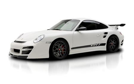 Vorsteiner Porsche 997 Turbo 911 Body Kit Styling Tuning