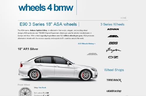wheels 4 bmw